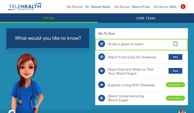 TeleHealth Services / Interactive Patient Care